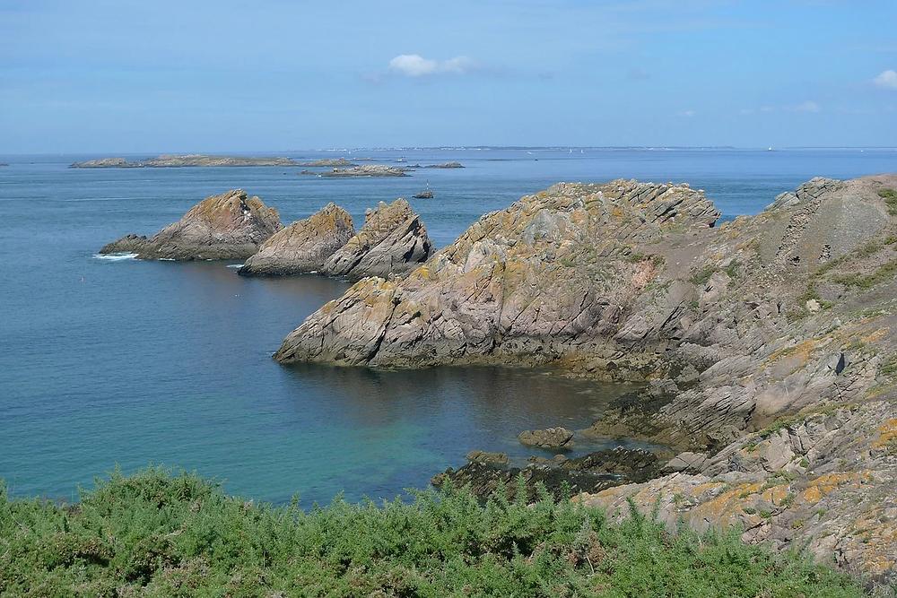 îles du golfe du Morbihan