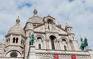 basilique du Sacré Cœur Monument historique France