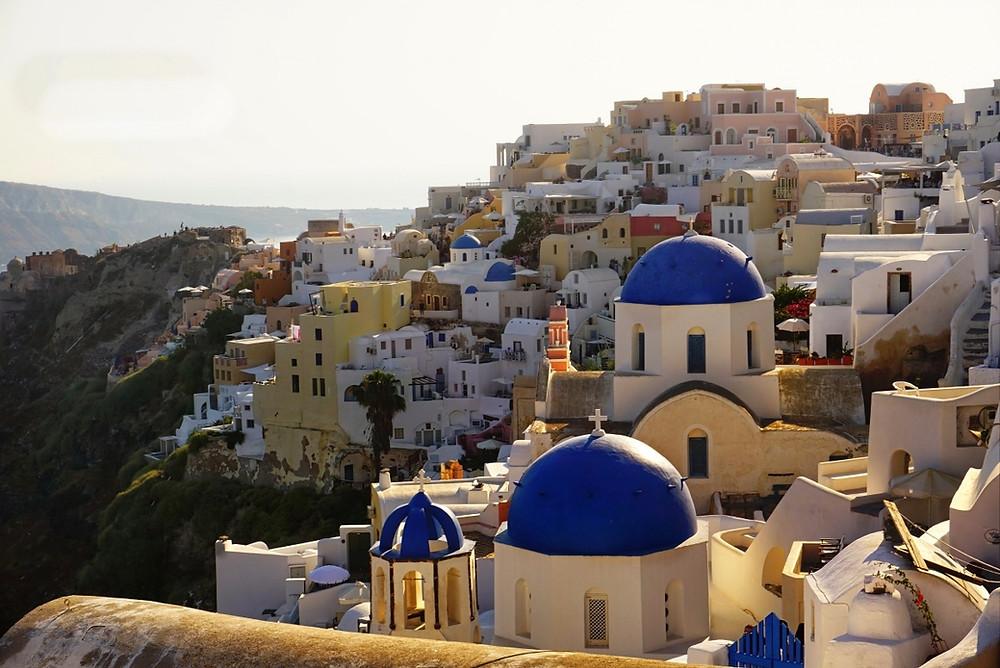 Santorin Grèce