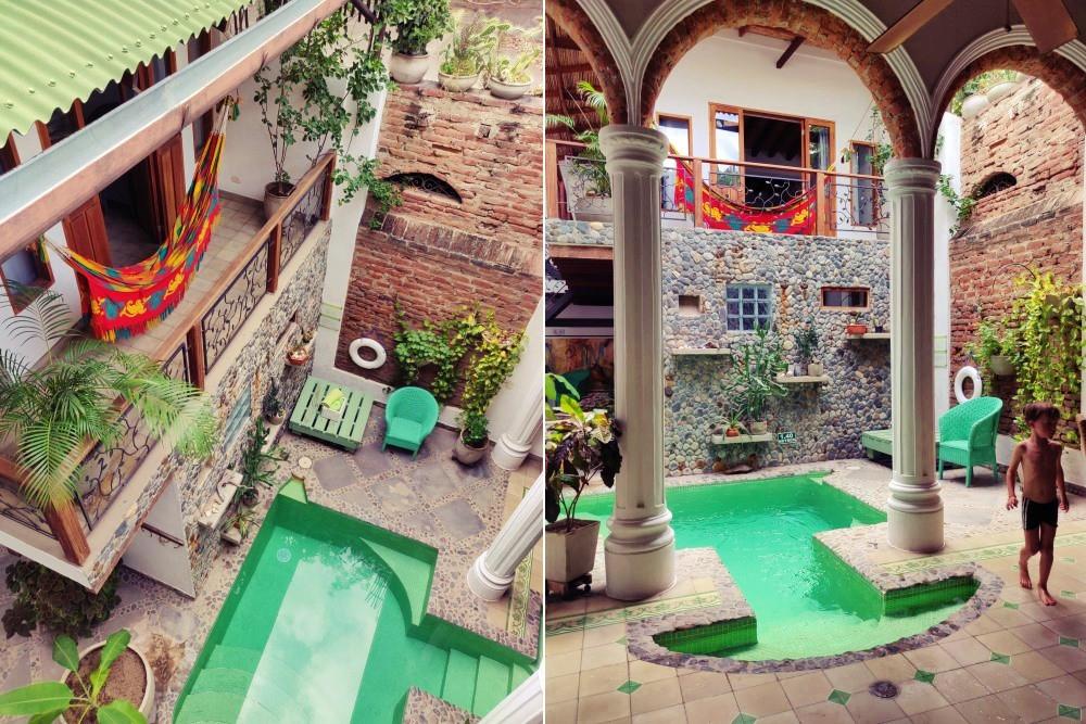 Meilleur hotel santa marta colombie