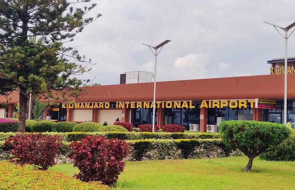 aéroport du Kilimandjaro Tanzanie