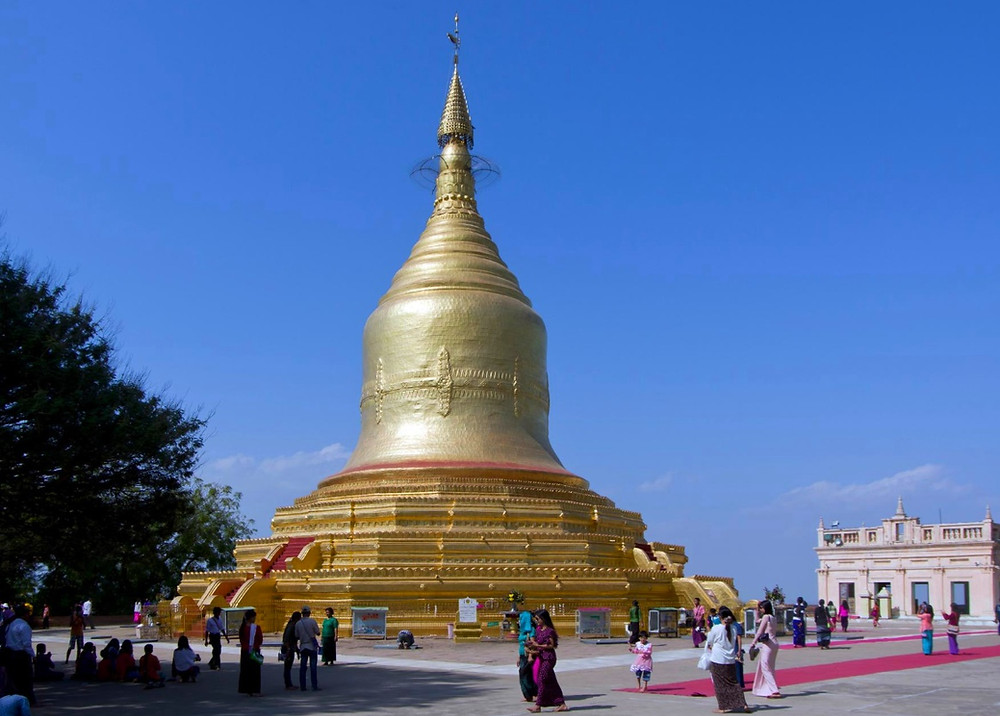 Bagan Pagode Lawkananda