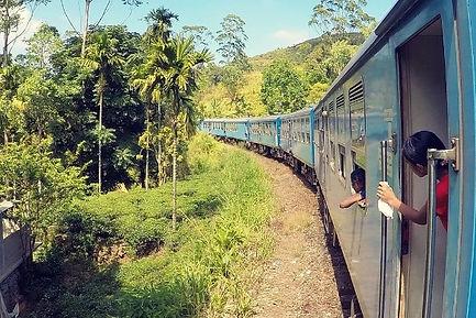 train ella kandy Sri Lanka