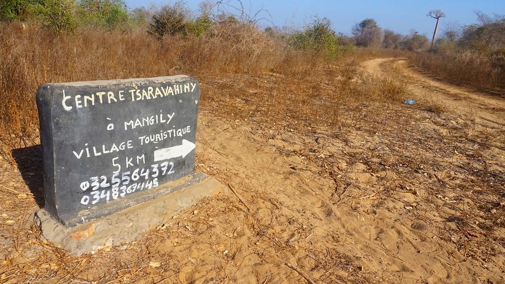 Direction centre d'hébergement de Tsaravahiny de Mangily
