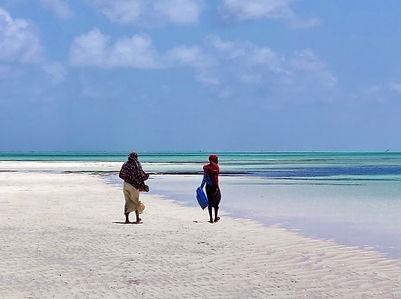 Voyage Tanzanie Zanzibar Jambiani