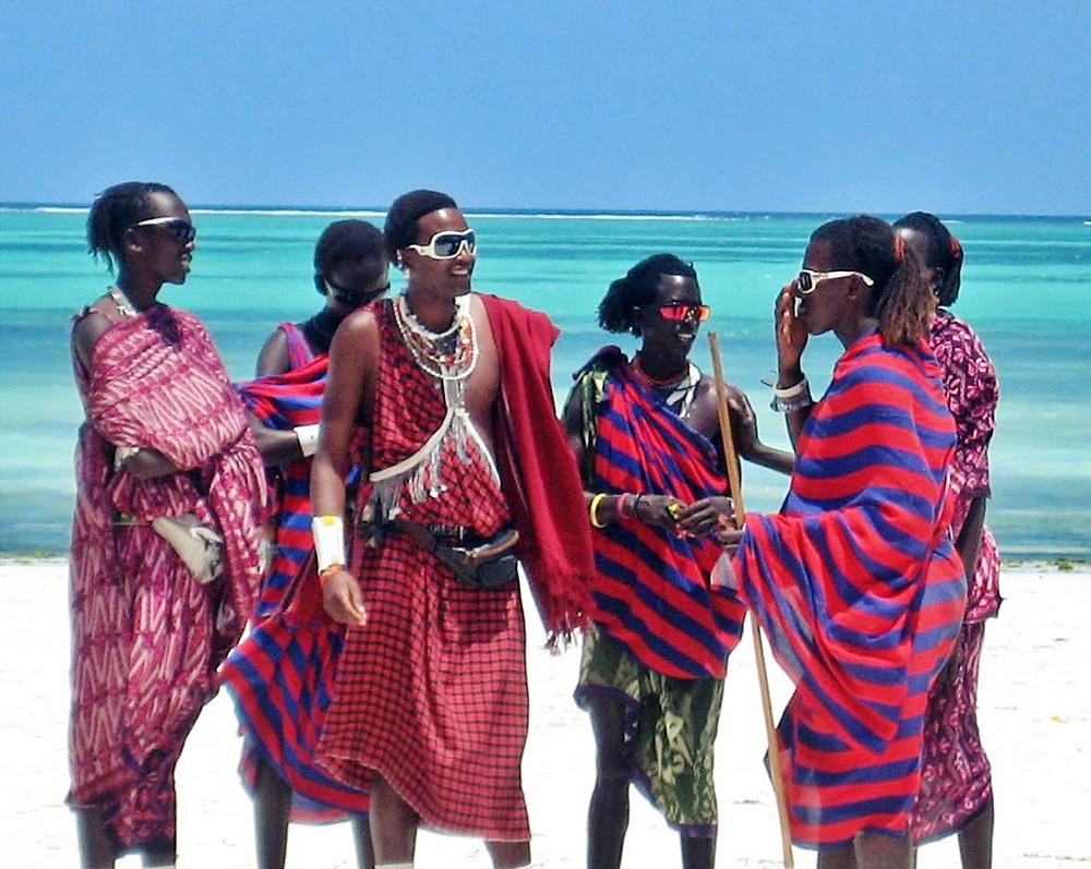 Maasaï Beach Boys Kiwengwa