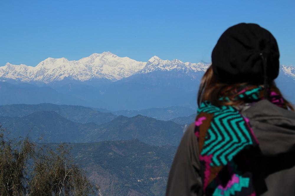 voyage à Darjeeling, Inde