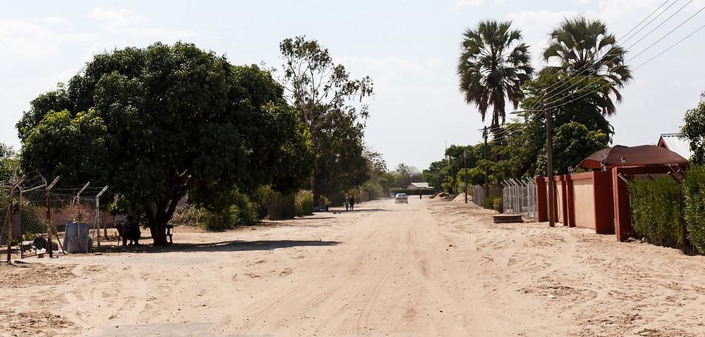 route Caprivi
