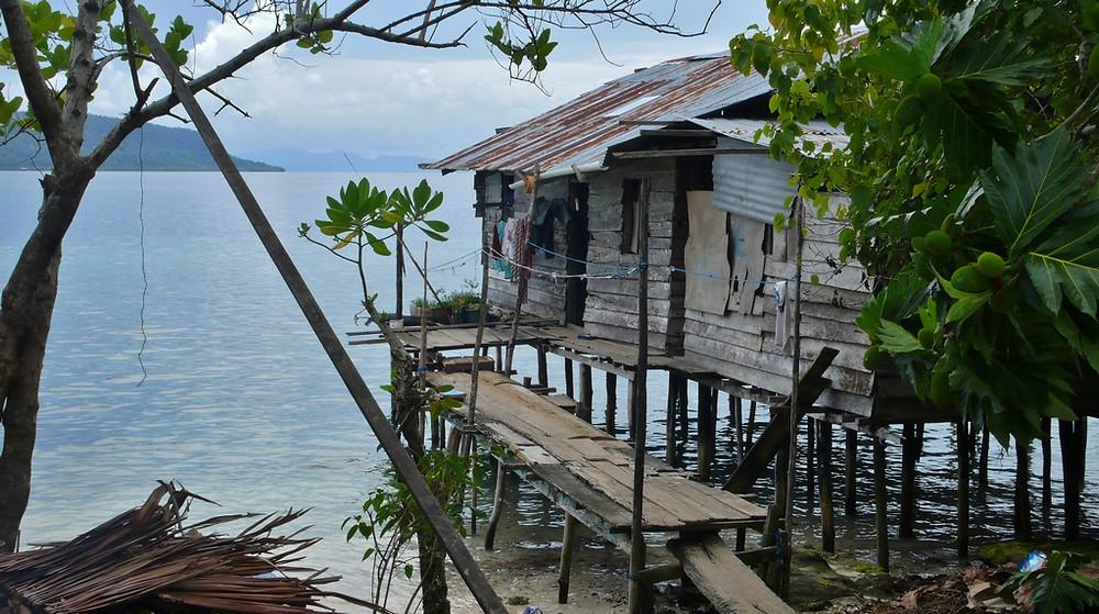 raja ampat papouasie vue