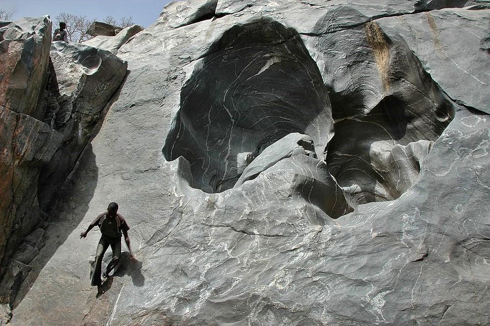 Gorges de Kola au Cameroun
