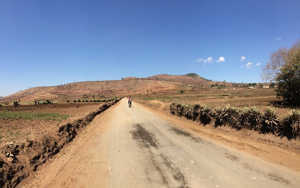 Lac Tritriva Madagascar pistes