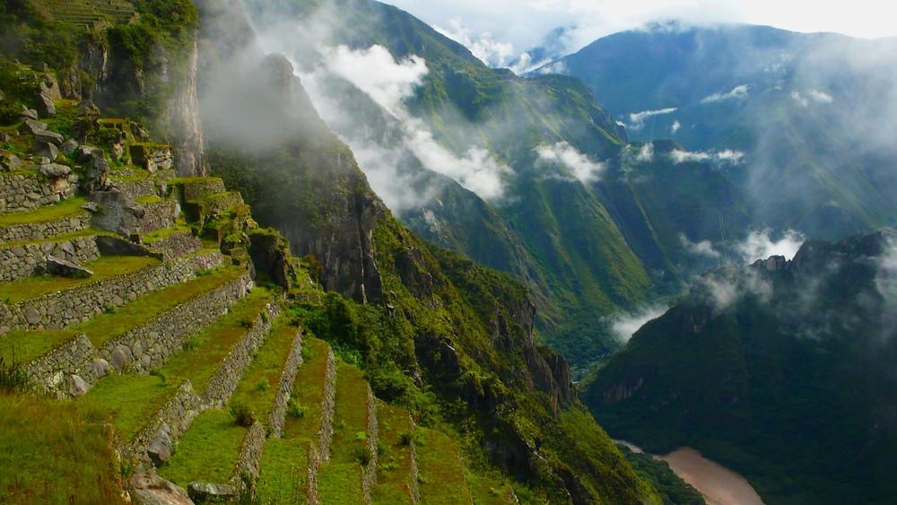Machu Picchu montée