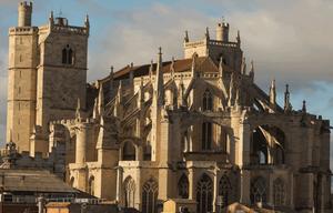 Narbonne Monument historique France