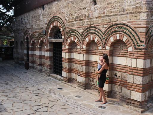Nessebar, La Cité antique de Bulgarie
