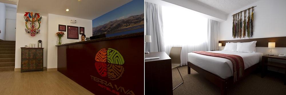 hotel Puno Pérou