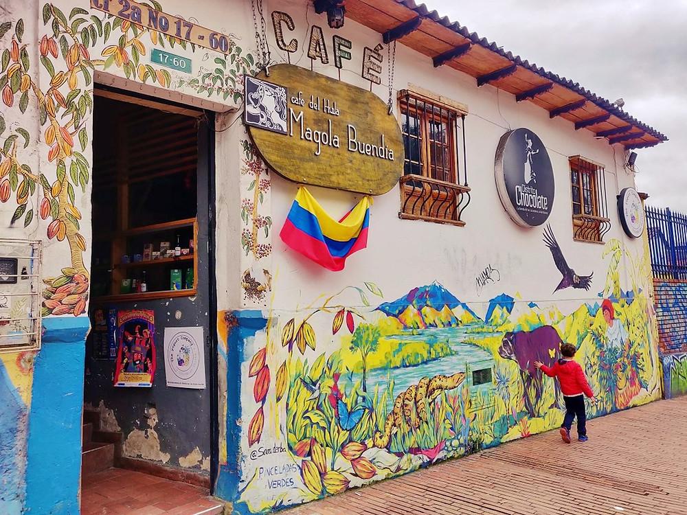 Café La Candelaria Bogota