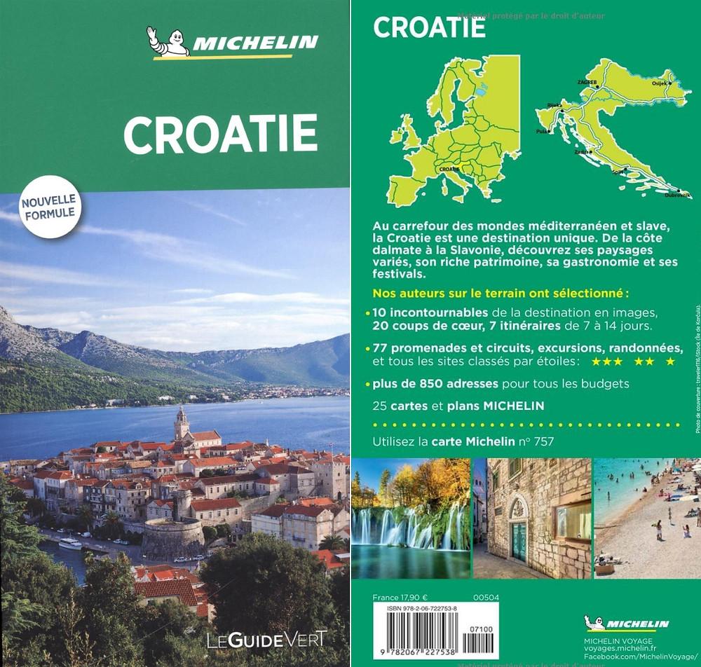 guide croisière croatie