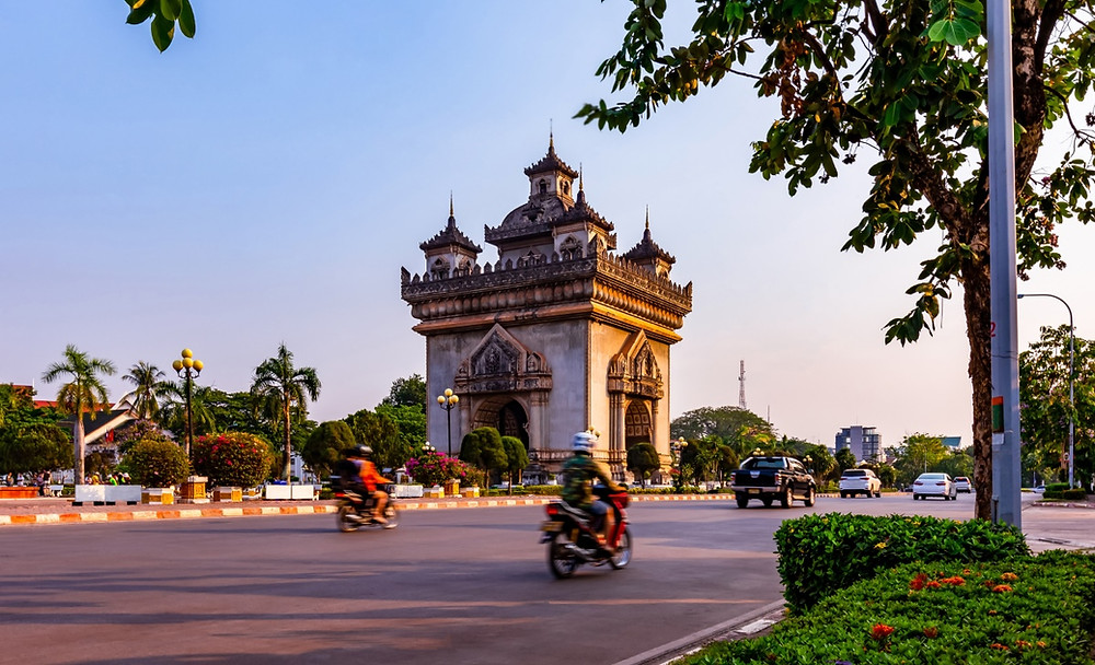 Visiter Vientiane Laos