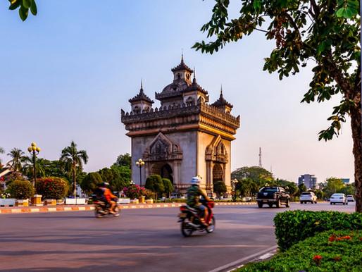 Vientiane au Laos