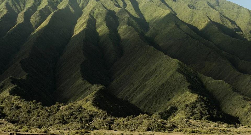 Bromo java volcan