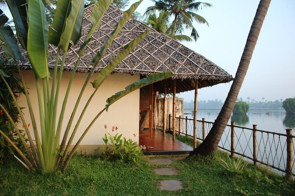 ou dormir cherai beach Kerala Inde