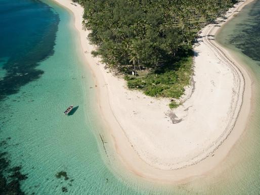 L'archipel Mamanuca aux îles Fidji