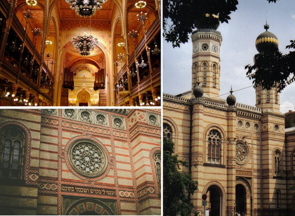 2 jours à budapest - visiter la synagogue