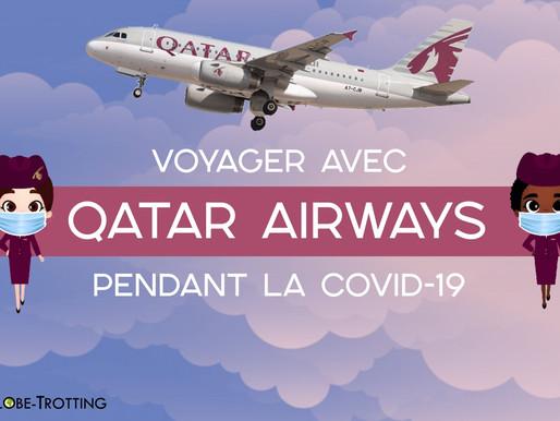 Voyager avec Qatar Airways pendant la Covid-19