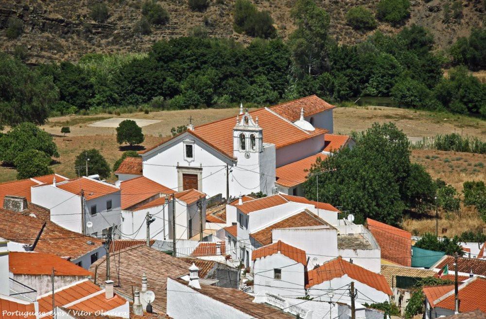 église odeleite portugal