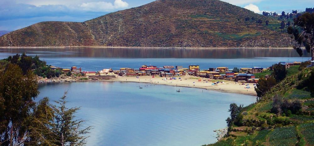 voyage ile du soleil bolivie