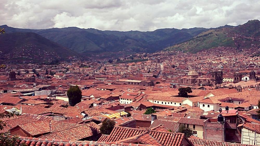 Cuzco toits