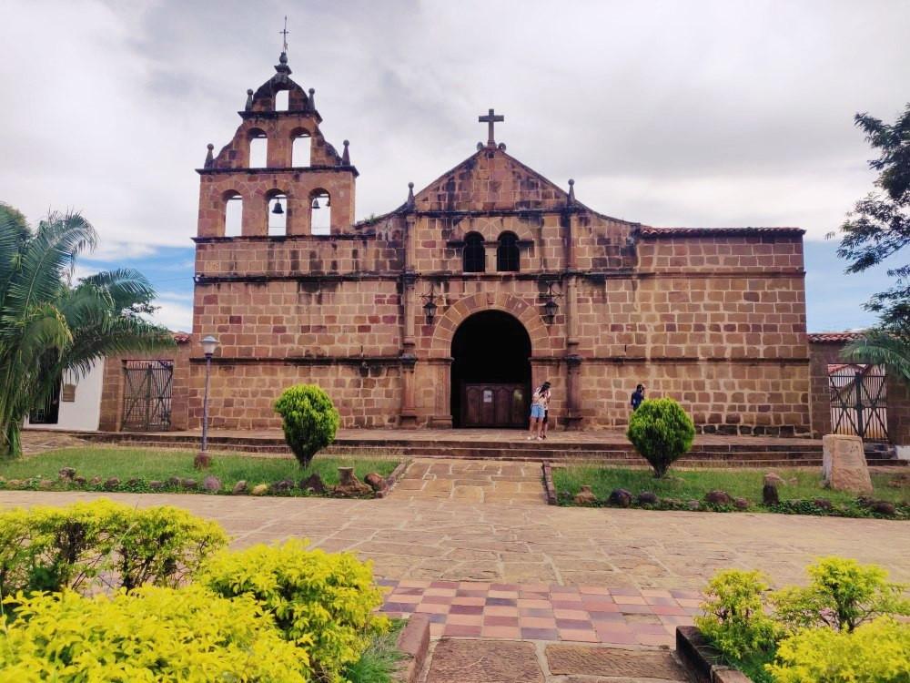 Eglise Guane Colombie