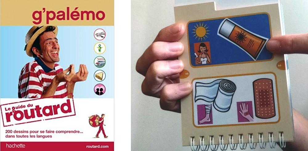 kit voyageur livre gpalemo