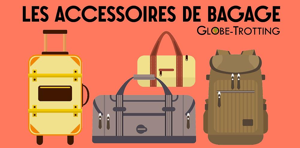 accessoires pour bagages