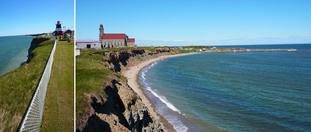 Grande Anse : Porte d'entrée pour l'Acadie