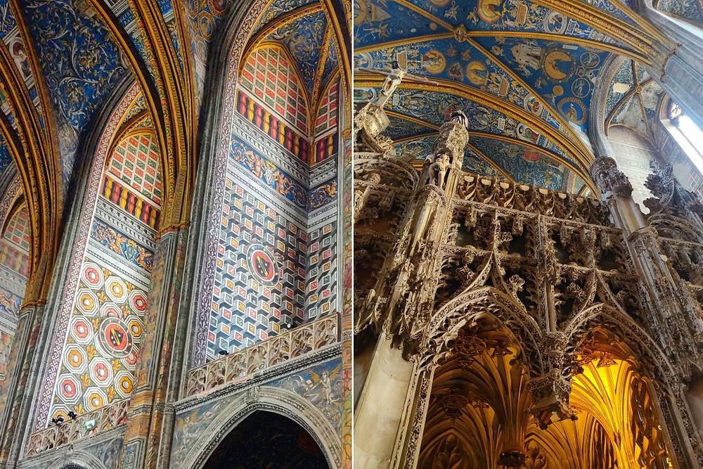 Visite cathédrale Sainte-Cécile d'Albi