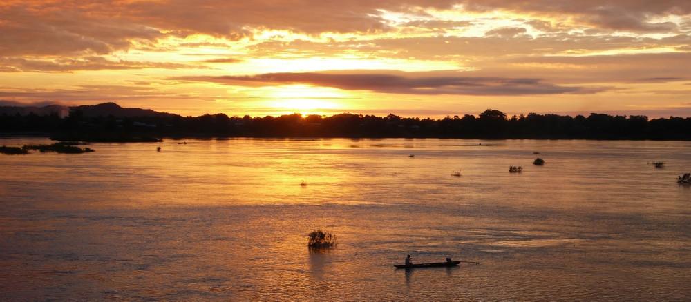 les 4000 îles au Laos
