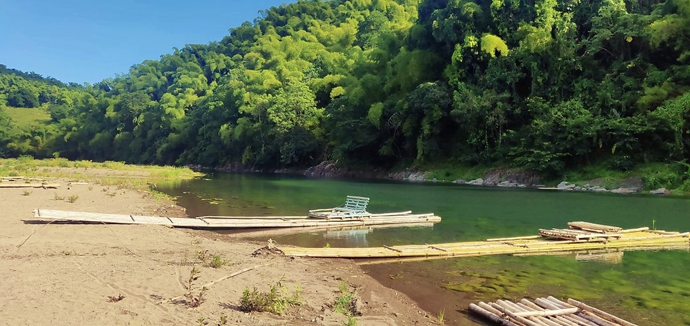 Rio Grande Bamboo rafting port Antonio