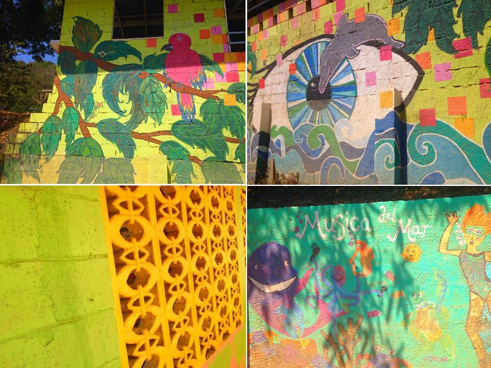 Montezuma street art