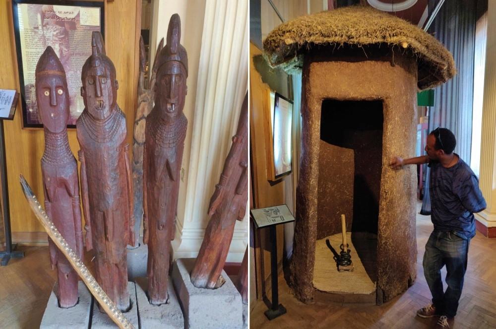 Musée ethnographique Addis Abeba art