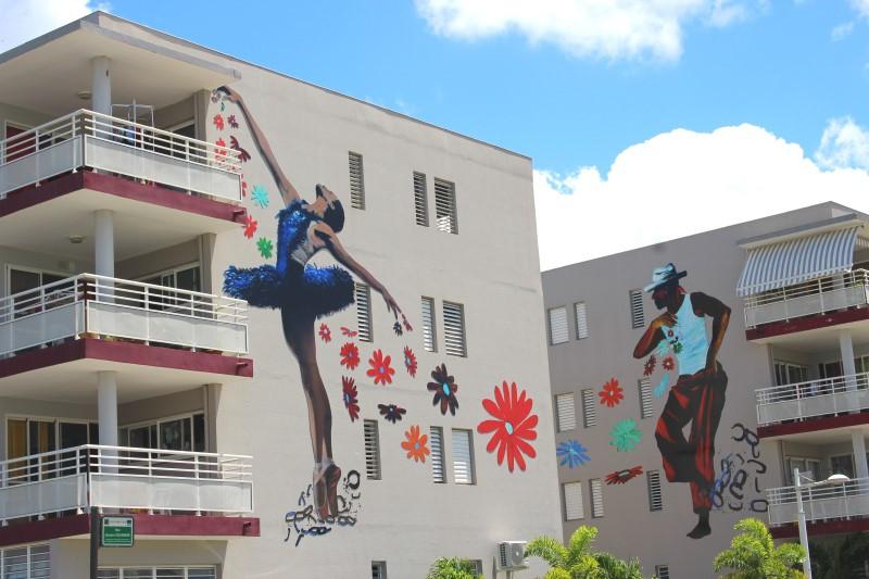 pointe à pitre street art guadeloupe