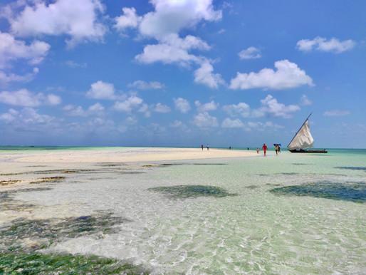 Jambiani à Zanzibar
