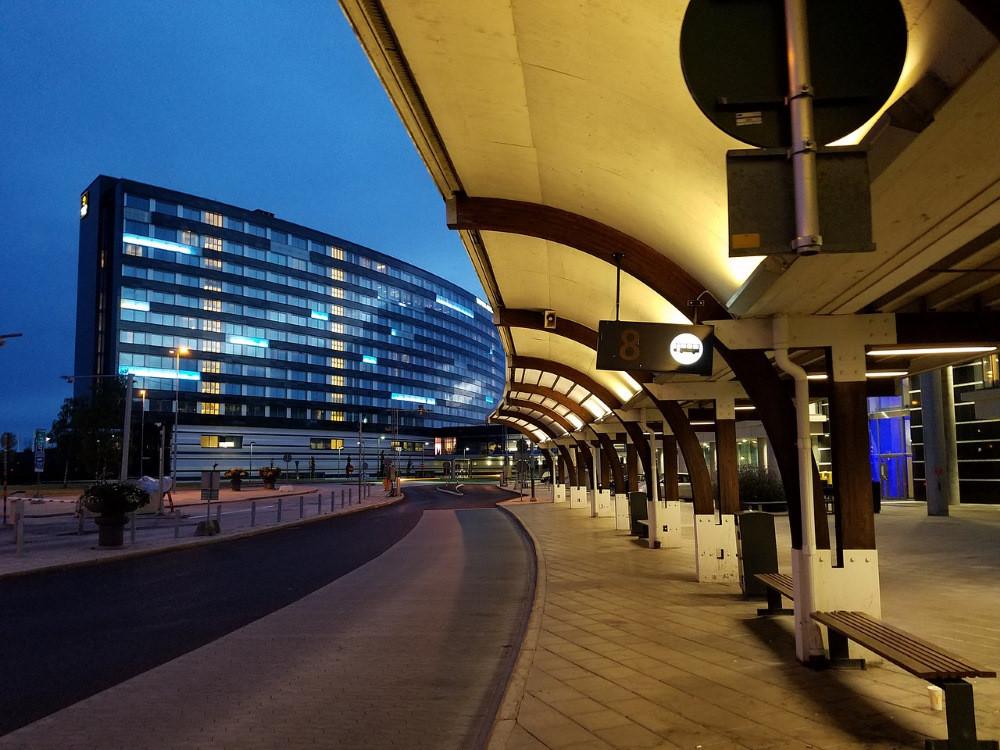 Hotel parking roissy CDG