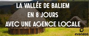 Baliem avec agence locale