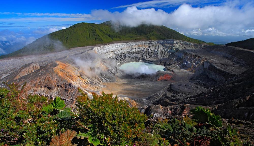 volcan poas alajuela