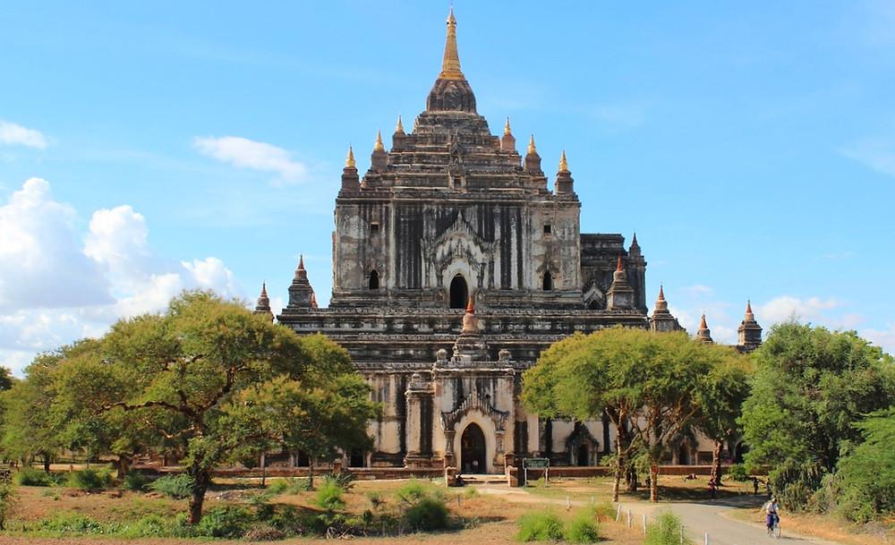 Bagan Temple Thatbyinnyu