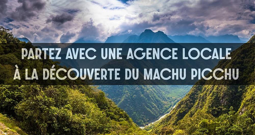 agence voyage machu picchu