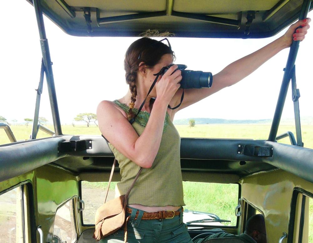 safari  parc national du Serengeti