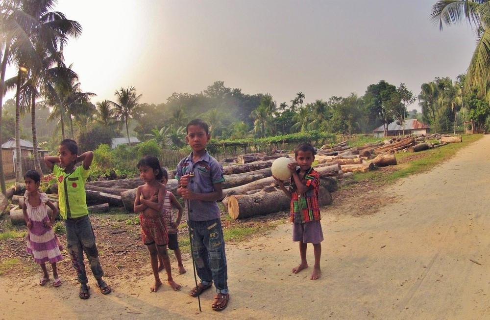 enfants sreemangal bangladesh