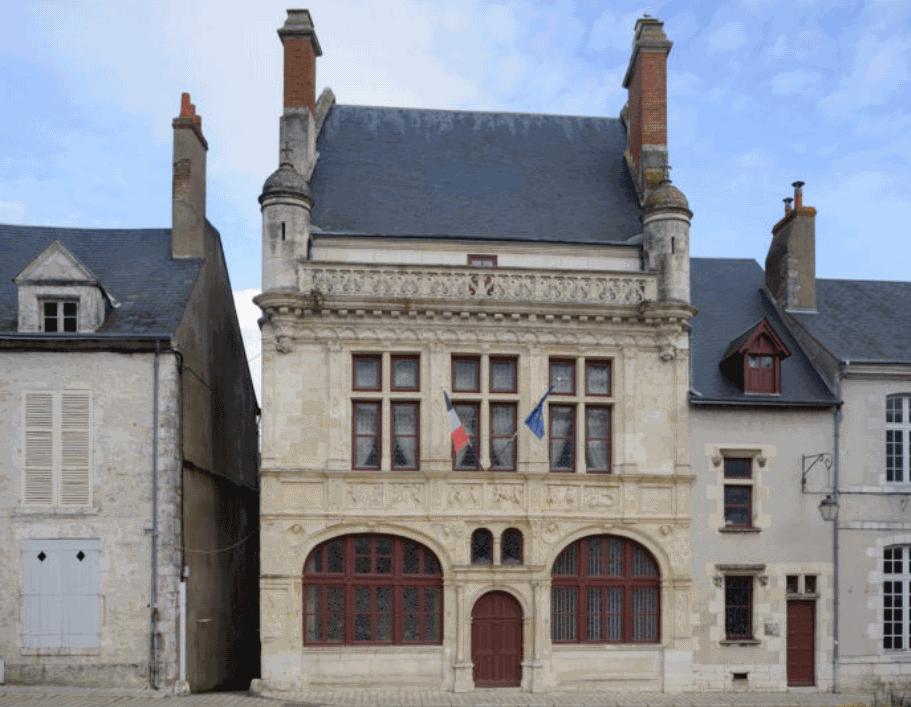 visite Hôtel de Ville de Beaugency